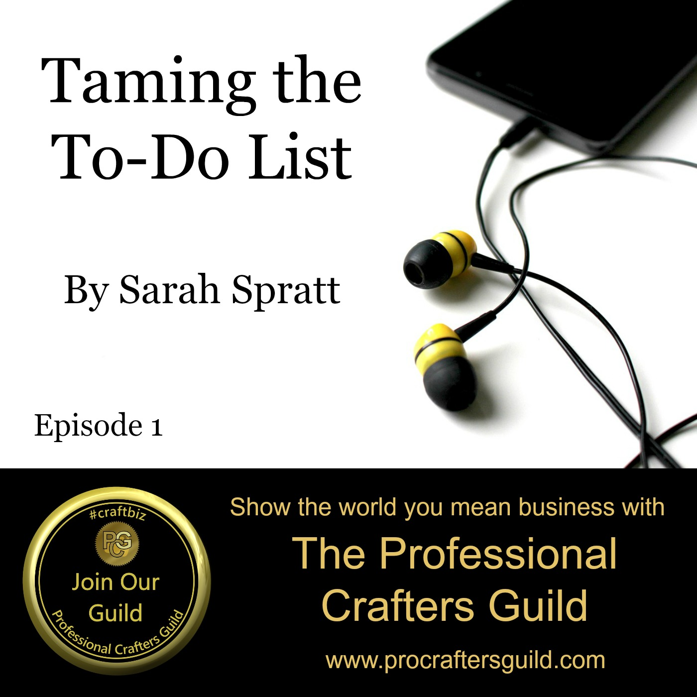 [1] Taming the  To-Do List By Sarah Spratt